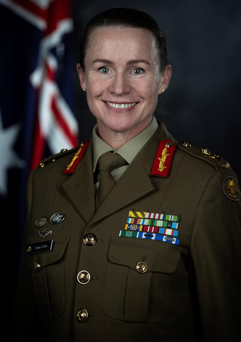 Major Susan Coyle
